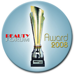 Firmenstatement Beauty Award Logo